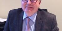 M.Pascal LEYES, Directeur Général de la CCI de Saône et Loire
