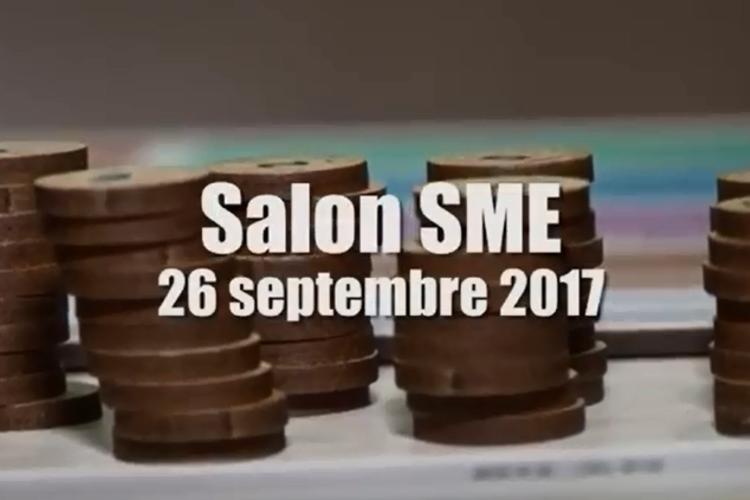Retour en images sur la présence de la Banque de France au salon SME qui s'est tenu les 25 et 26 septembre 2017  Des visiteurs témoignent !