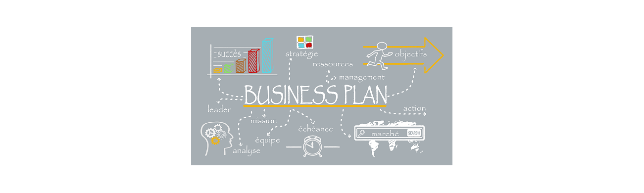 visuel constituer un business plan